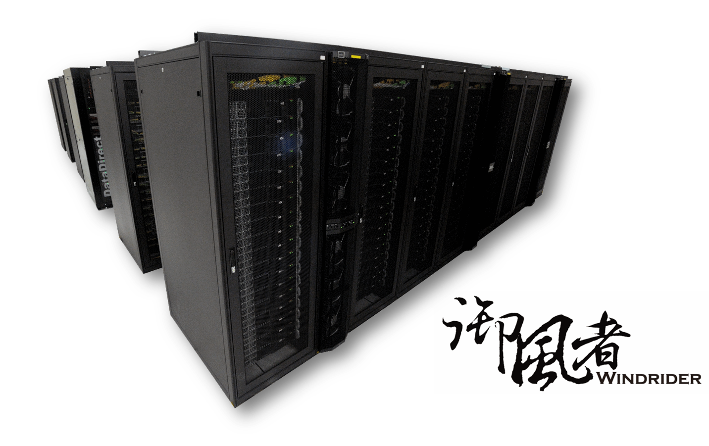 圖示-先進大規模超級叢集電腦ALPS-Advanced Large-scale Parallel Supercluster