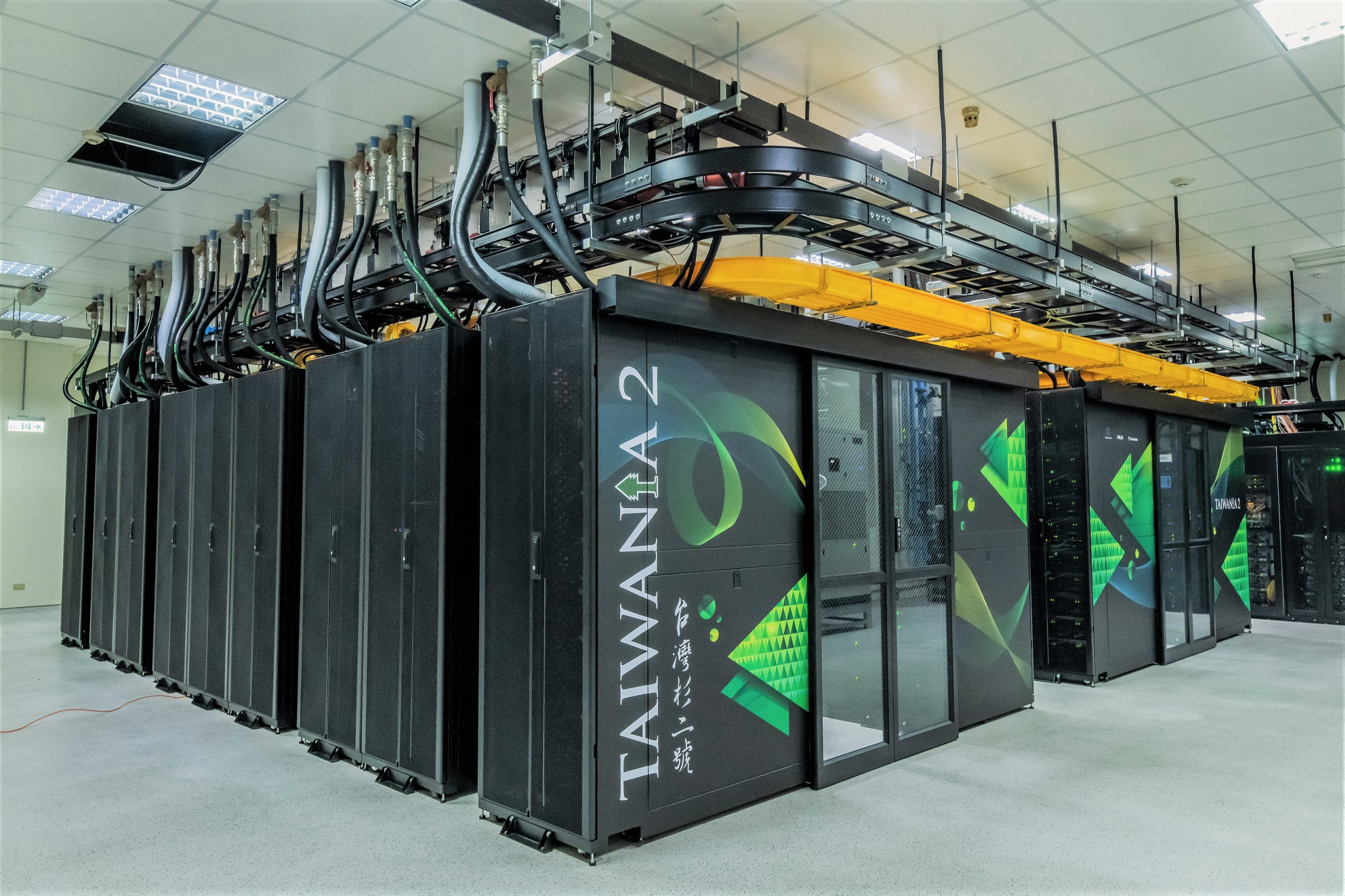 Supercomputer Taiwania 2 ranked no.20 in high-performance computing mainframes of TOP 500 (9PFLOPS)