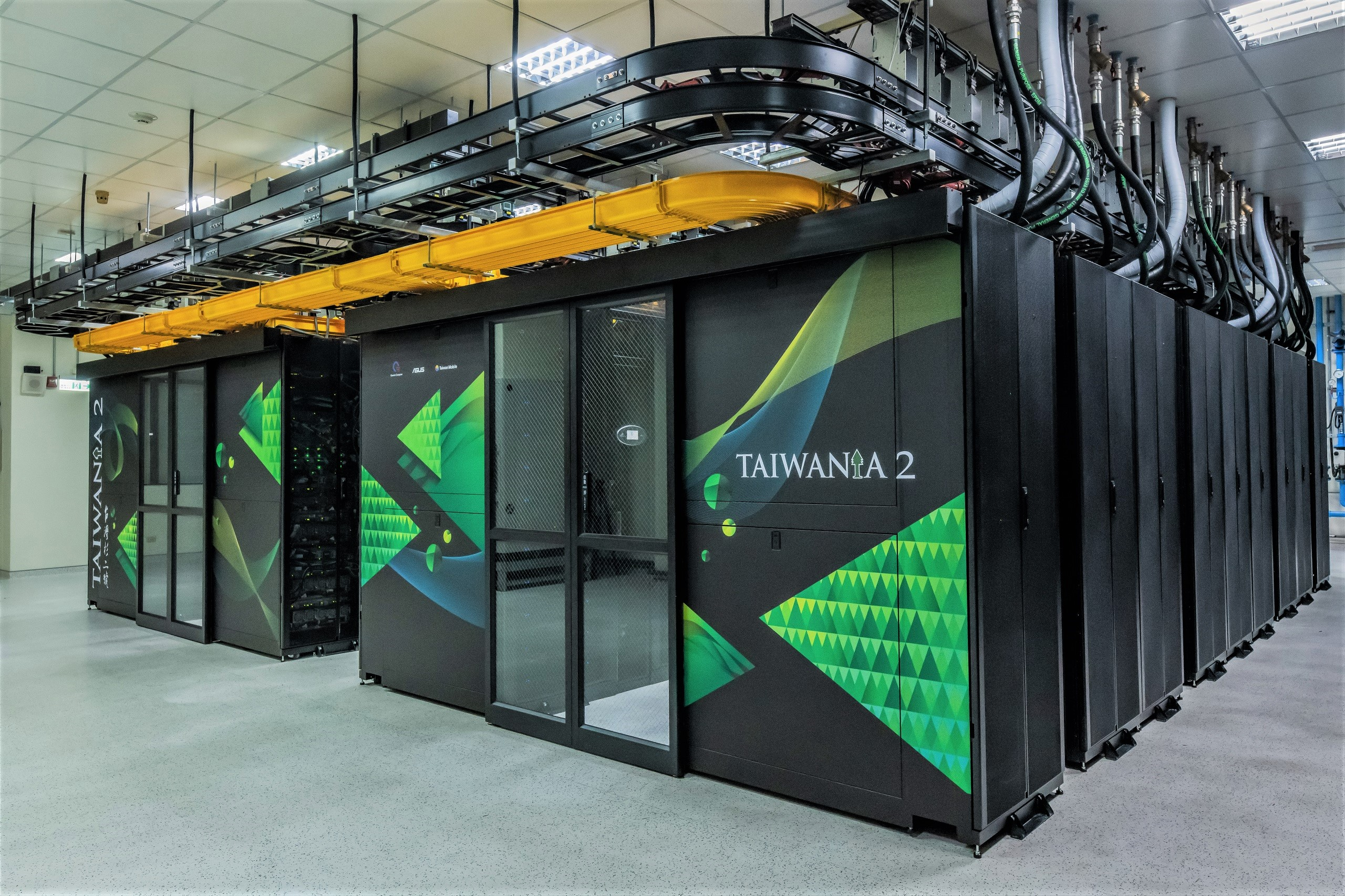 Supercomputer Taiwania 2 ranked no.10 in energy efficiency of Green 500 (11.285 GFLOPS/W)