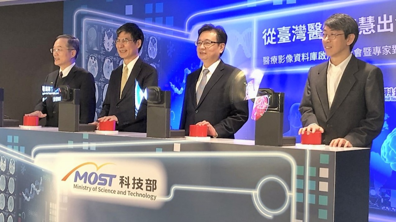Speeding up AI development in medical imaging, creating the Taiwan advantage once again