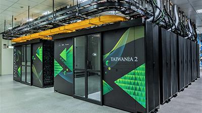 "Domestic self-developed and self-made AI supercomputer ""TAIWANIA 2' creates a new record"