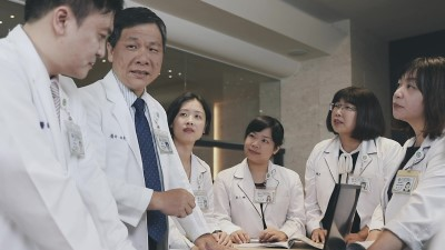 Taiwan Computing Cloud quickens deep learning and brings personalized medical care to fruition
